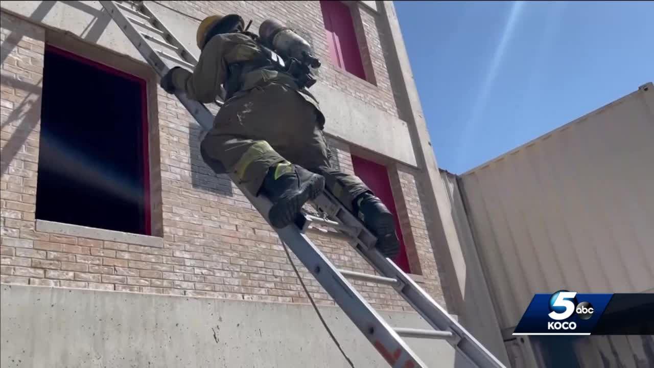 Latest class of OKC firefighters graduate after intense, grueling training