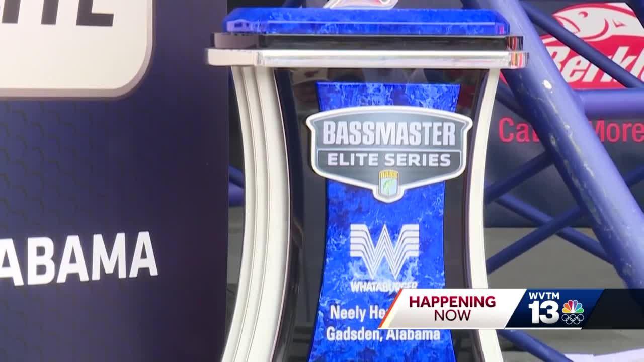 Local angler wins Bassmaster Elite Series in Gadsden