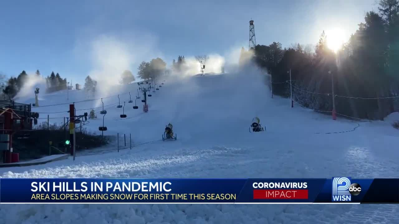 Skiing amid pandemic: Slopes prepare for opening day