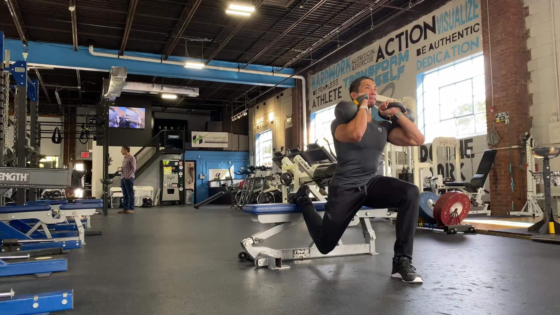 Your Leg Day Needs This Glute-Smashing Finisher