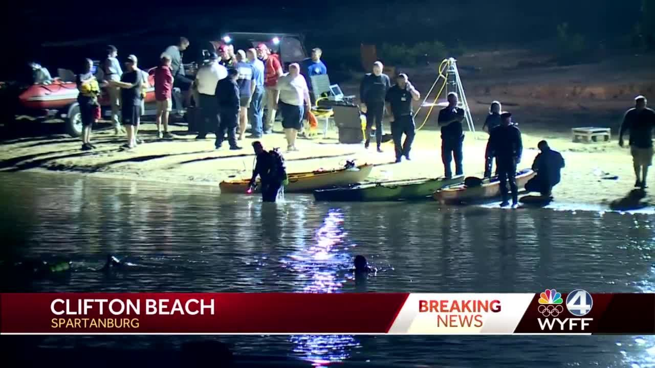 Possible drowning at Upstate beach, officials say