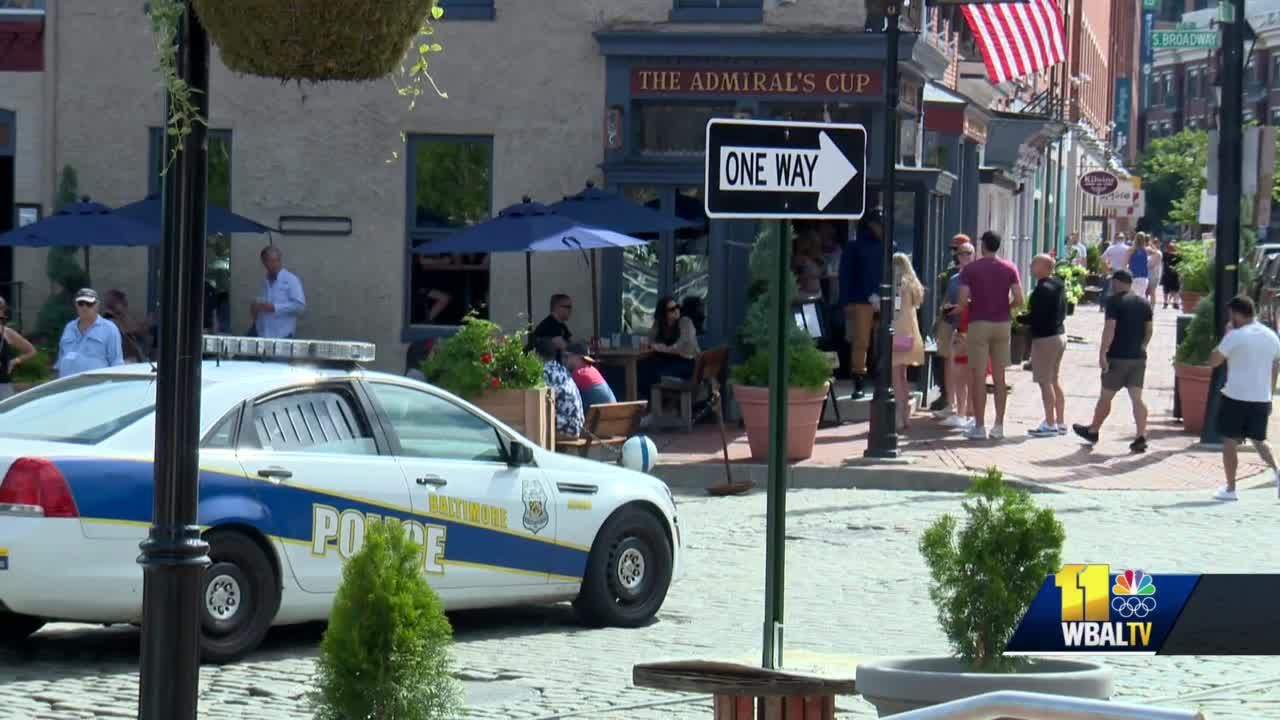 Business owners find progress after meeting with leaders on crime in Fells Point