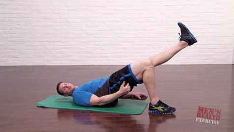 Leg Workouts Men Can Do At Home