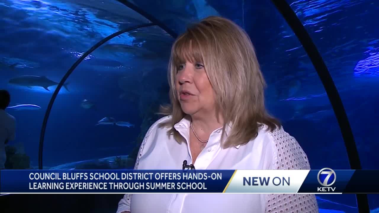 Council Bluffs school district offers hands-on learning experience through summer school