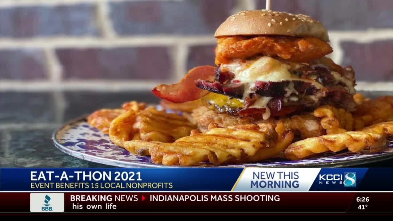 Eat-A-Thon benefits Iowa charities