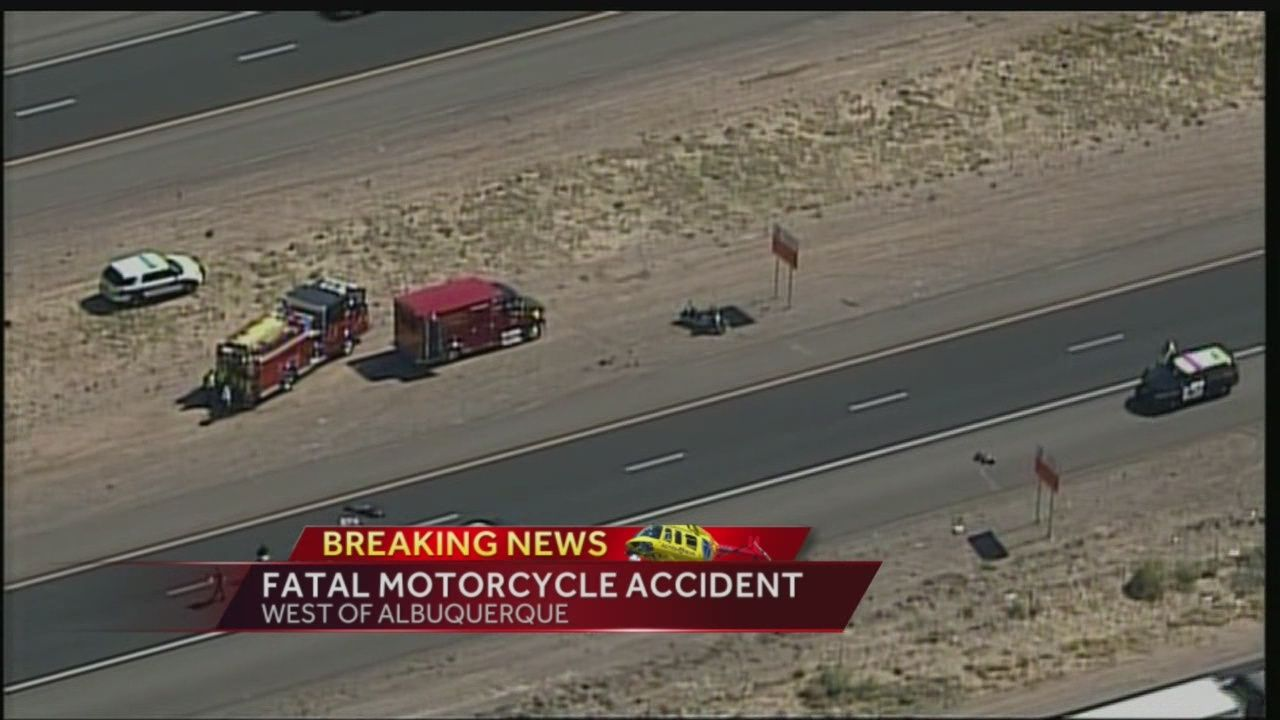 I-40 Fatal Motorcycle Accident