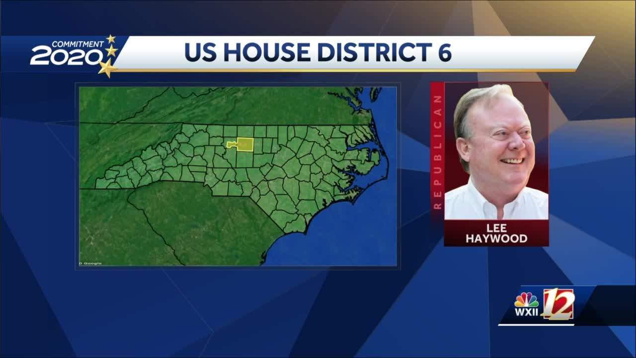 U.S. 6th District: Get to know Republican candidate Lee Haywood