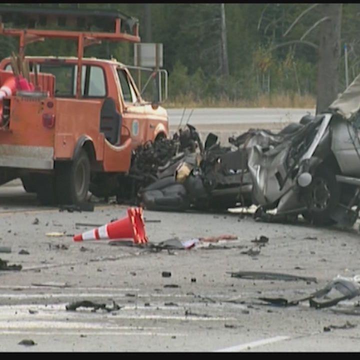 Fatal crash involving Caltrans vehicles shuts down WB I-80
