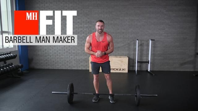 This Exercise Isn't Called the 'Man Maker' For Nothing