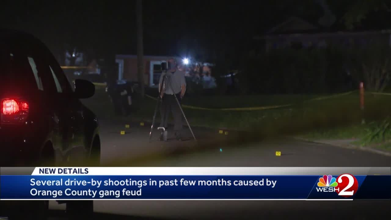 Several drive-by shootings caused by Orange County gang feud, sheriff says