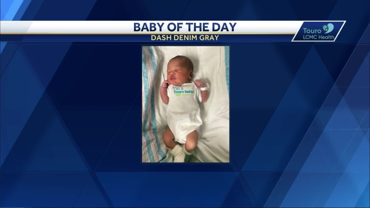 WDSU Baby of the Day for June 17, 2021