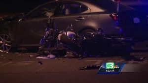 Motorcyclist killed in Citrus Heights crash