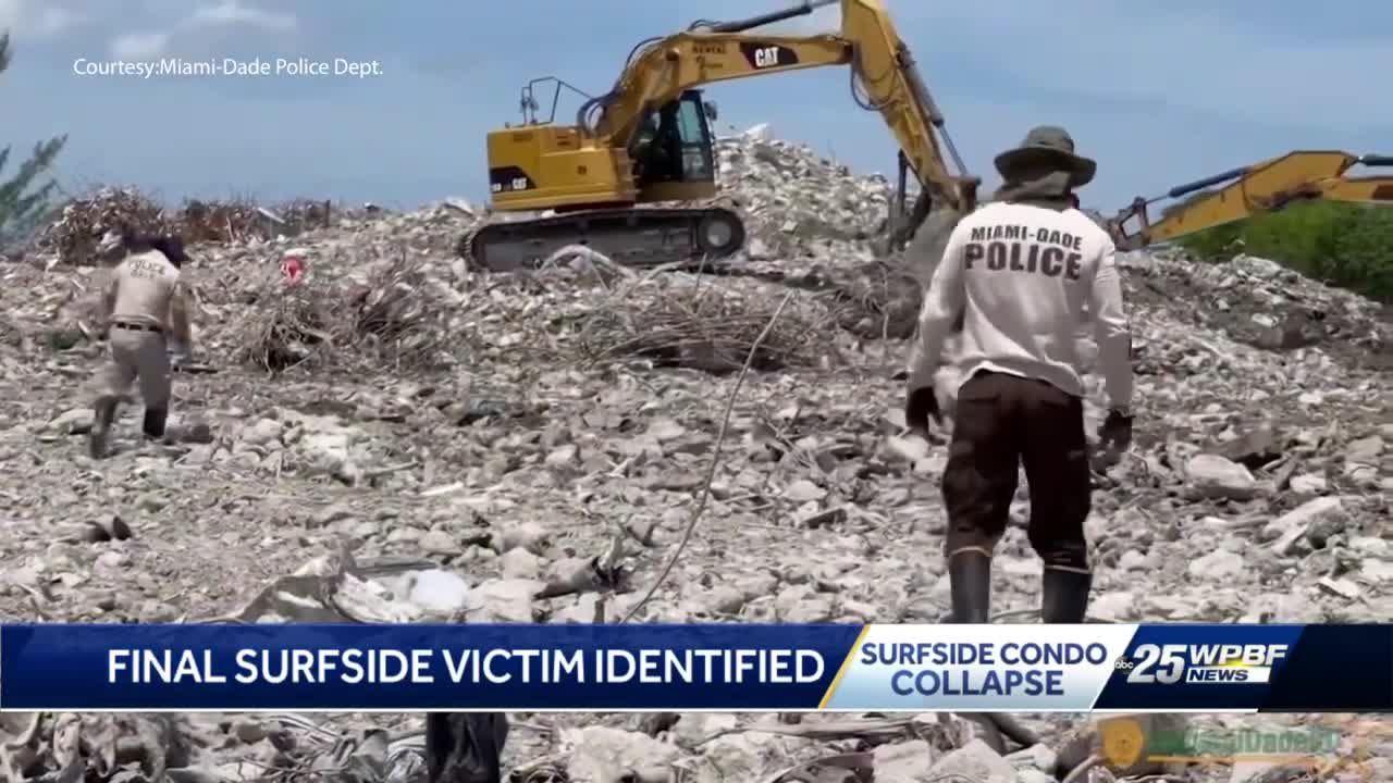 Final Surfside victim identified