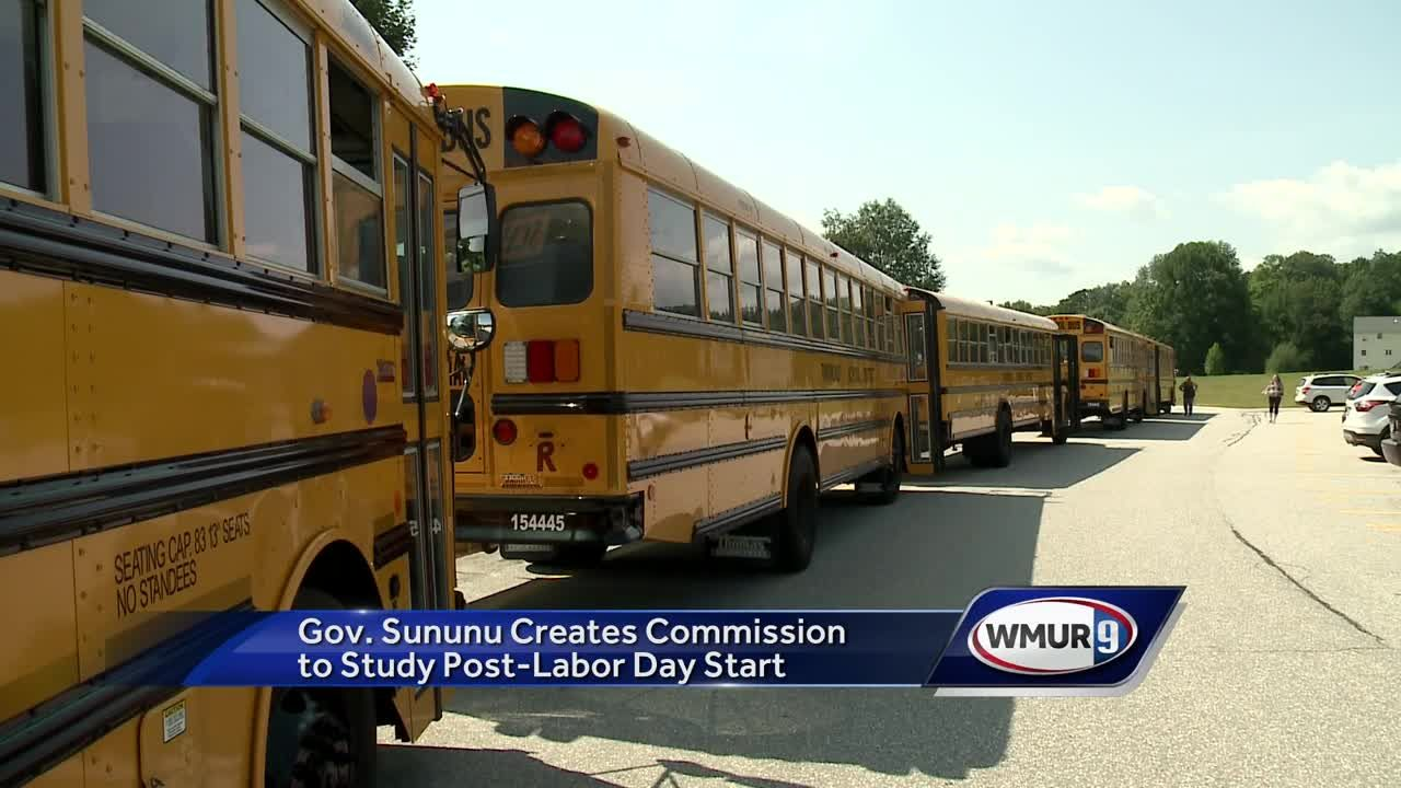 Commission will study later start for NH schools