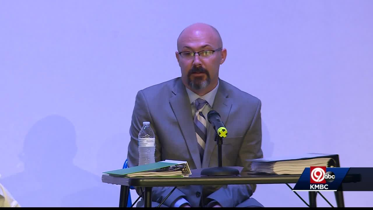 Hearing For Harrisonville Teacher Ends After 11 Hours