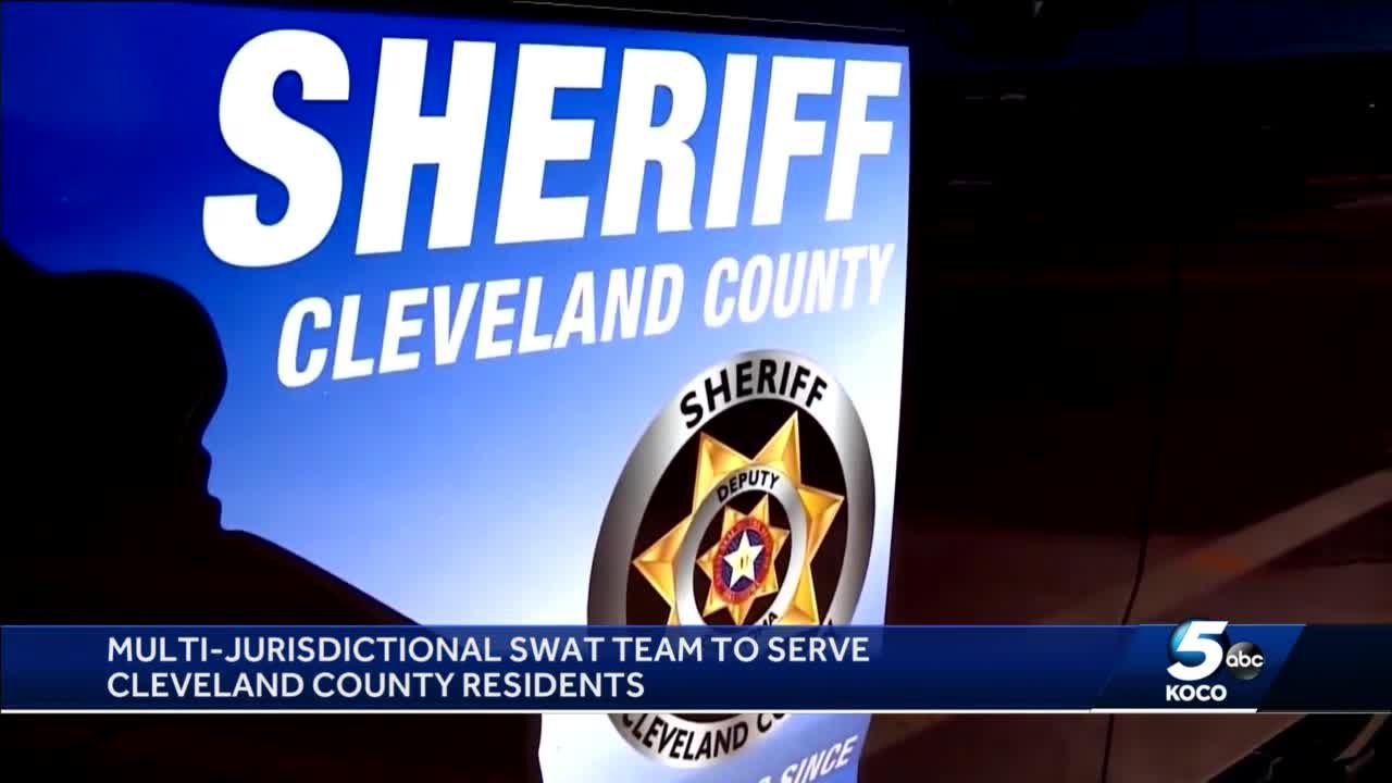 Multi-jurisdictional SWAT team to serve Cleveland County residents