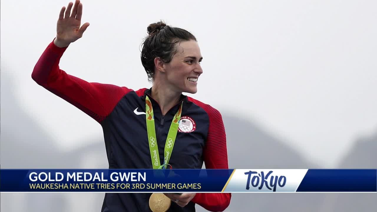 Gwen Jorgensen attempts to qualify for third Olympics in a new sport as a new mom