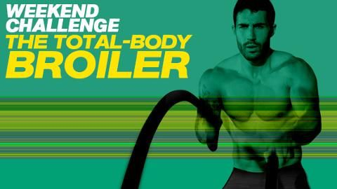 Torch Body Fat with Just 3 Moves
