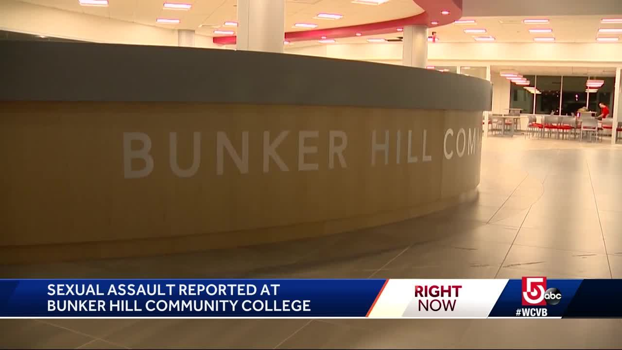 Bunker Hill Community College Campus Map.Sexual Assault Reported At Bunker Hill Community College