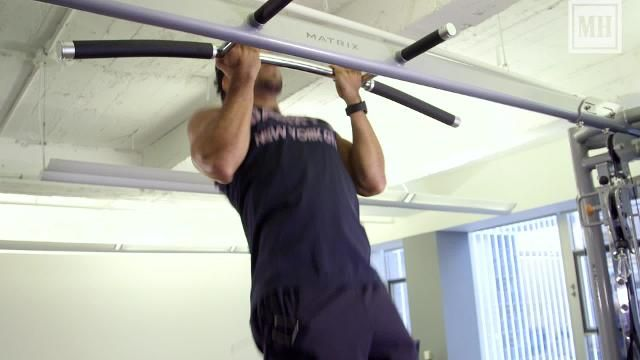 This Trick Will Help You Do More Pull-Ups Than Ever
