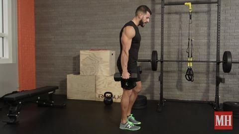 How to Master the Single-Leg Romanian Deadlift