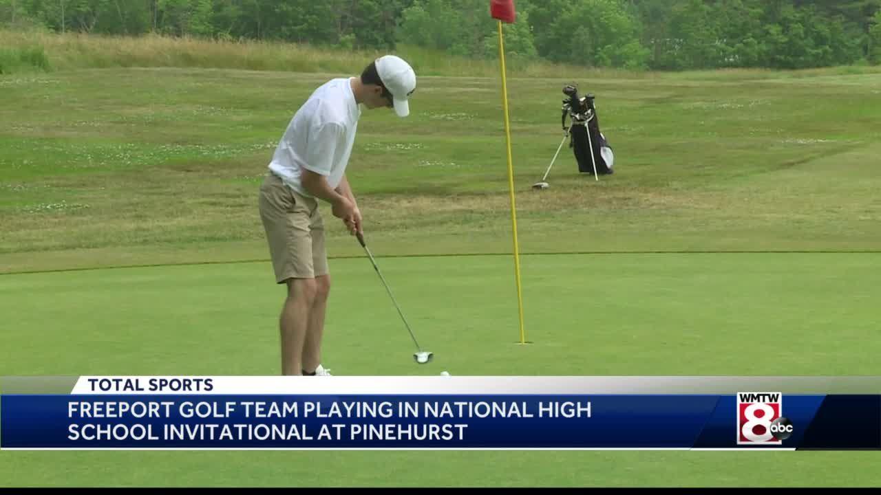 Freeport golf team headed to fabled Pinehurst golf courses