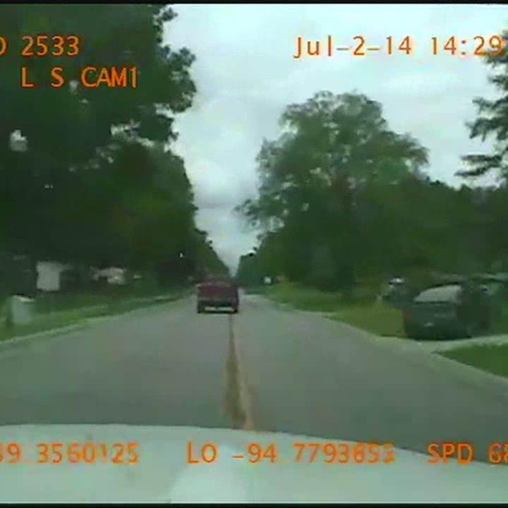 Video shows chase that ended in fatal crash on I-29