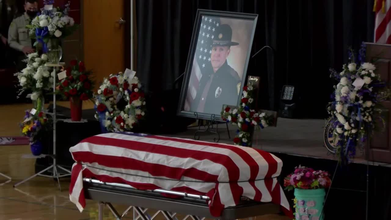 WATCH: End of watch for Sgt. Jim Smith