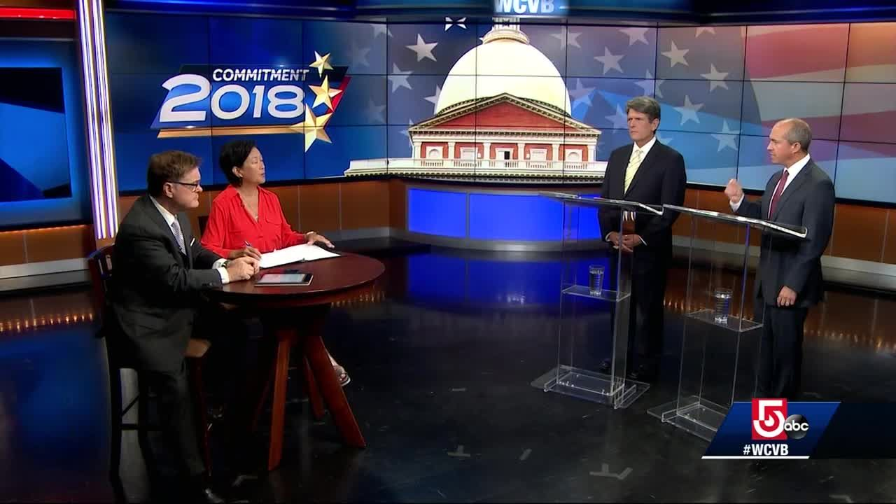 democratic candidates for governor debate
