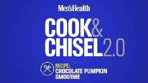Snack: Chocolate Pumpkin Smoothie