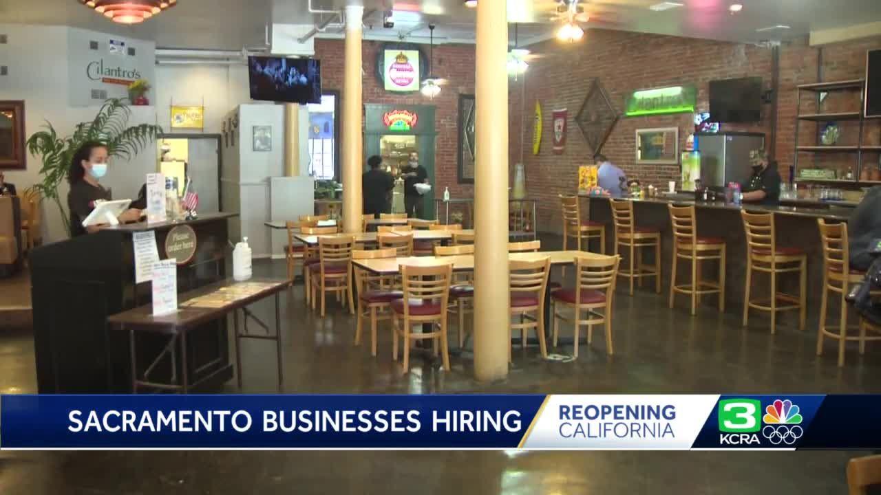 Sacramento Businesses Hiring