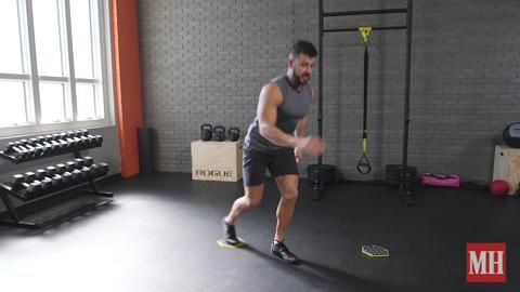 How to Make Lunges Feel 5 Times Harder—Without Adding Any Weight