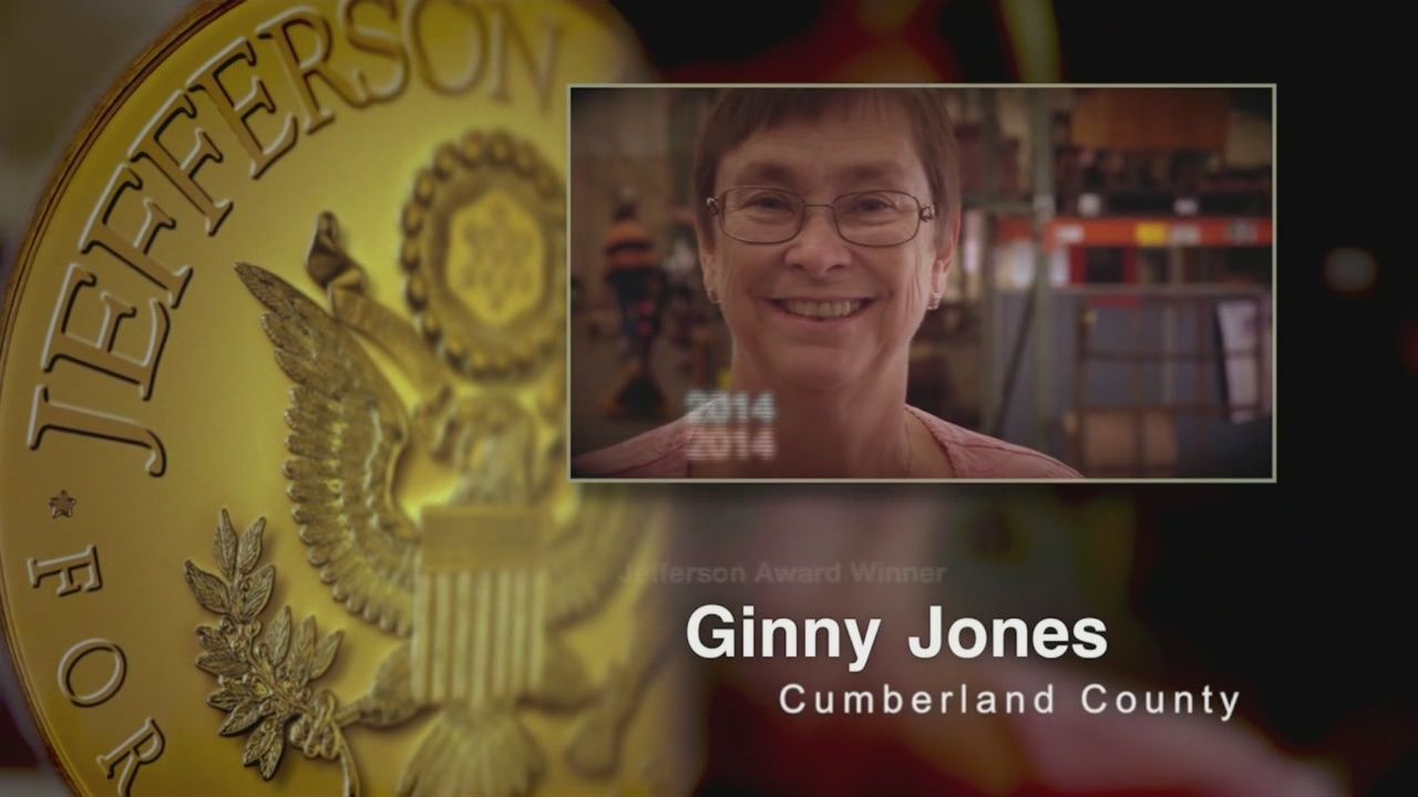Ginny Jones Nude Photos 8