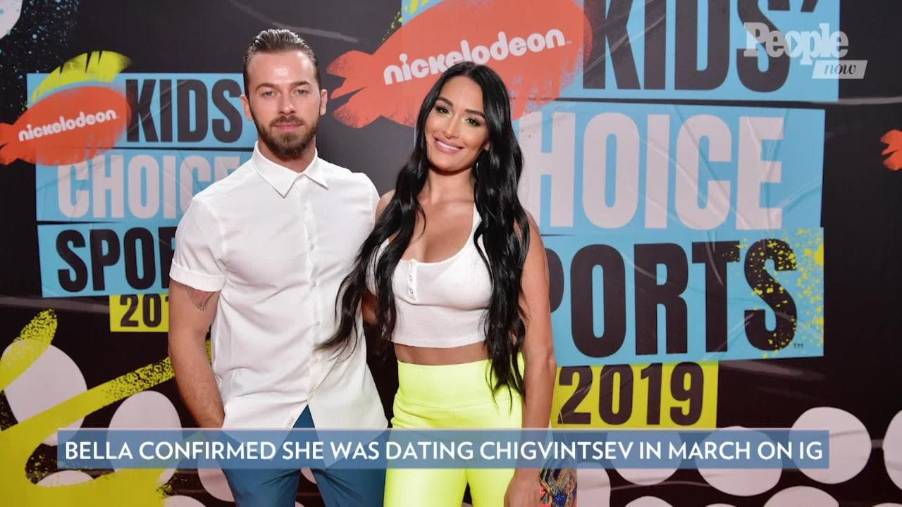 Who Is Nikki Bella Dating? What To Know About Artem Chigvintsev