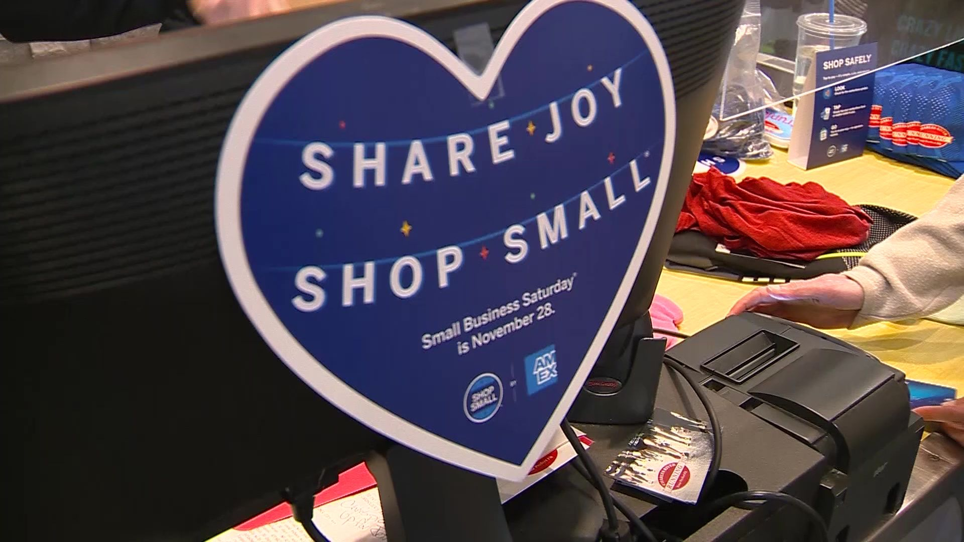 Local businesses hoping for holiday season boost