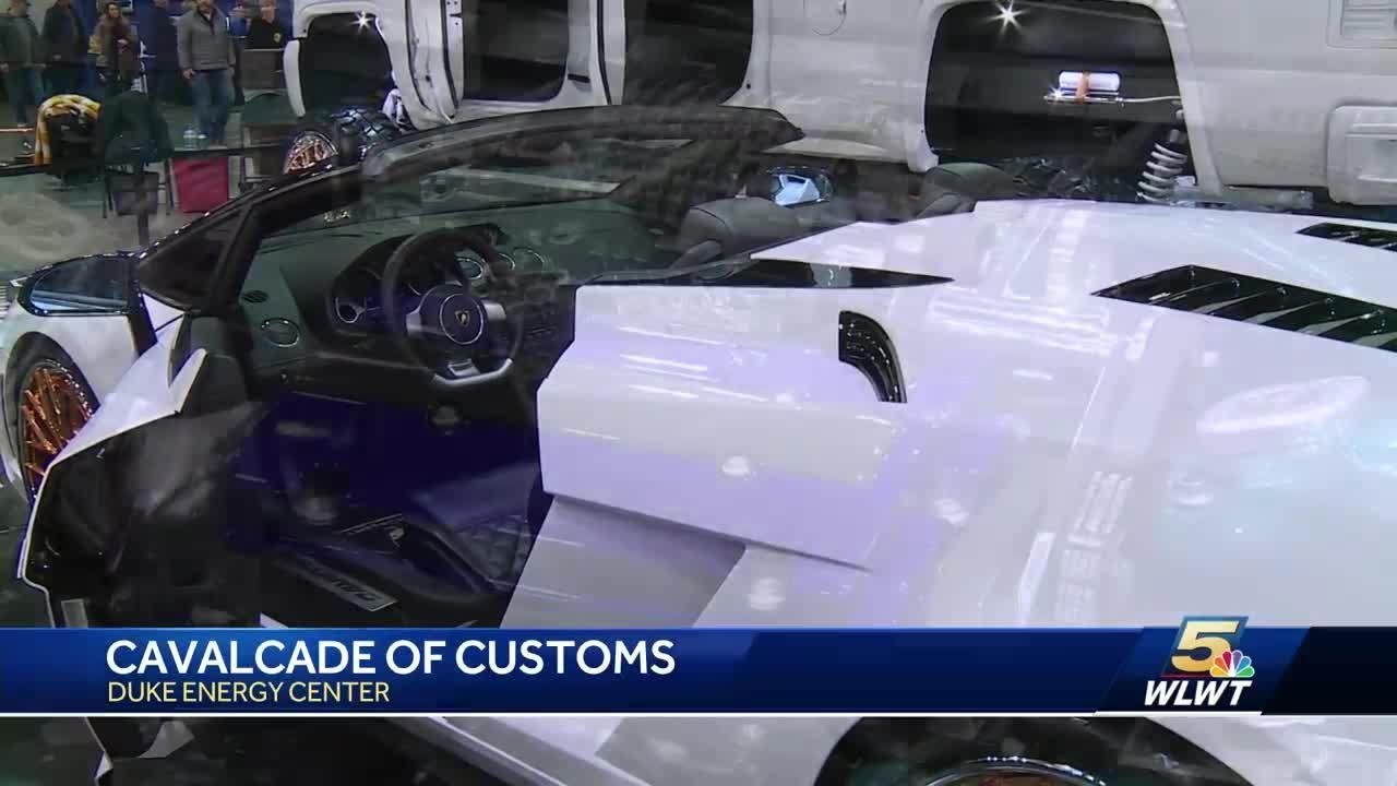 Cavalcade Of Customs >> Cavalcade Of Customs Coming To Duke Energy Center