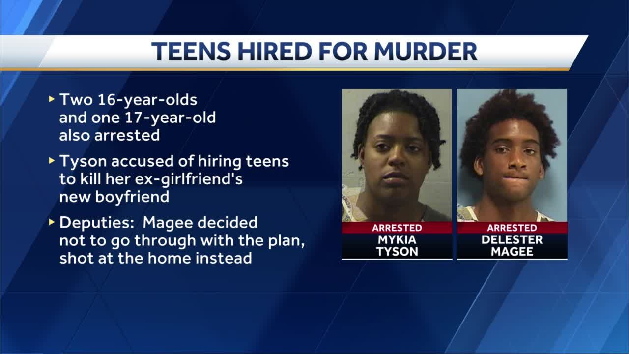 hired for murder