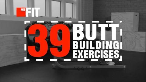 39 Butt-Building Exercises to Try during Leg Day