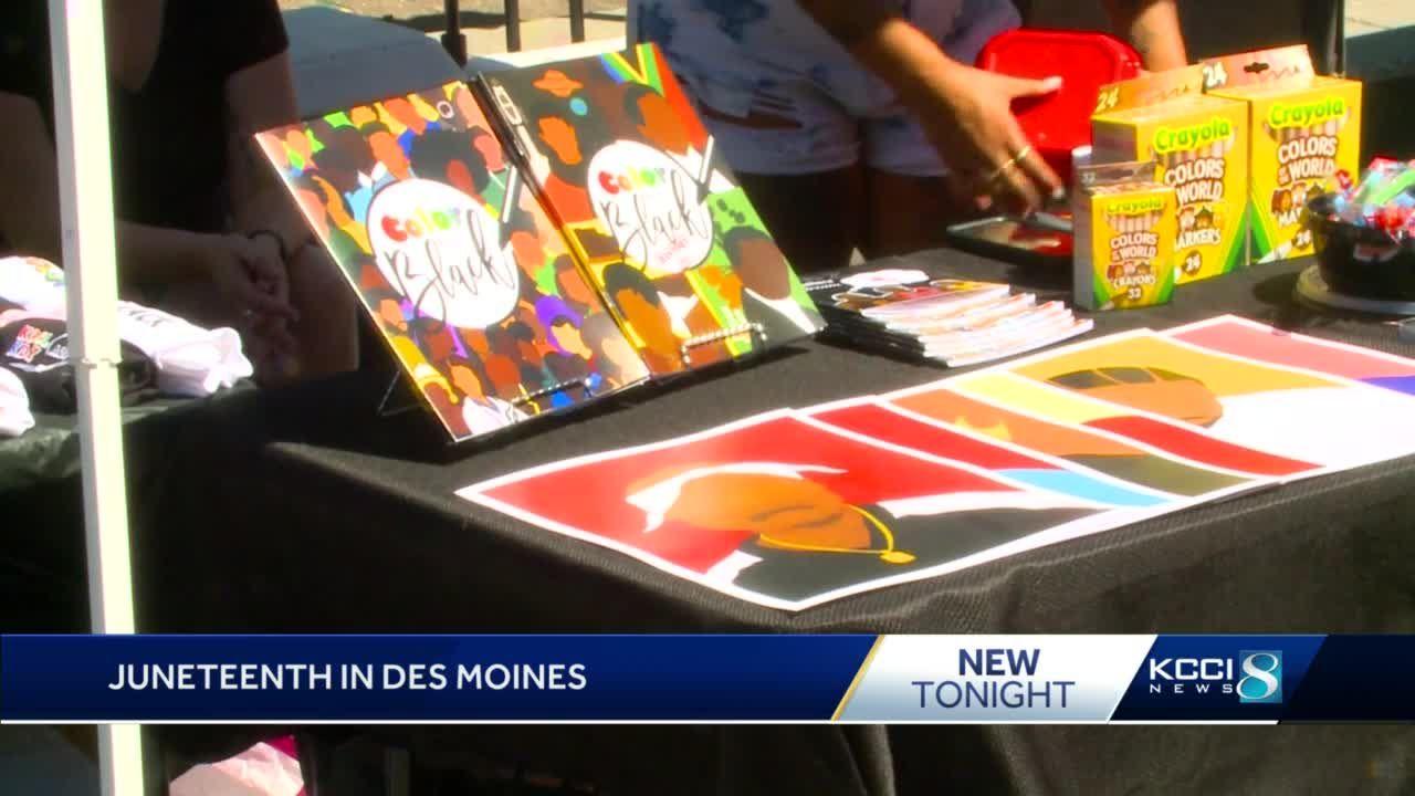 Iowa's largest Juneteenth celebration kicks off