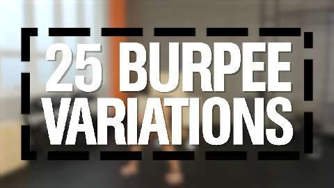 25 Badass Burpees You Must See to Believe
