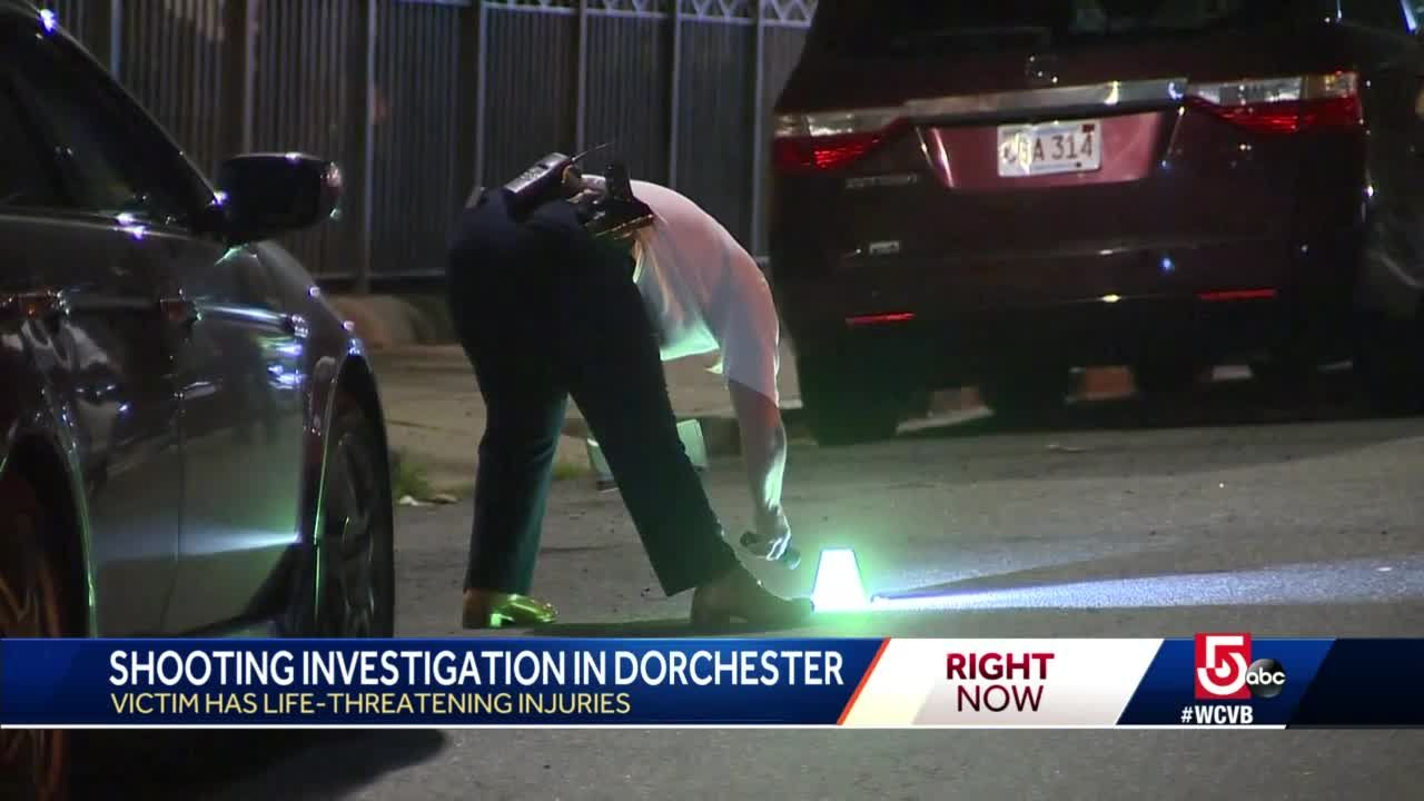 Life-threatening injuries reported in Dorchester shooting