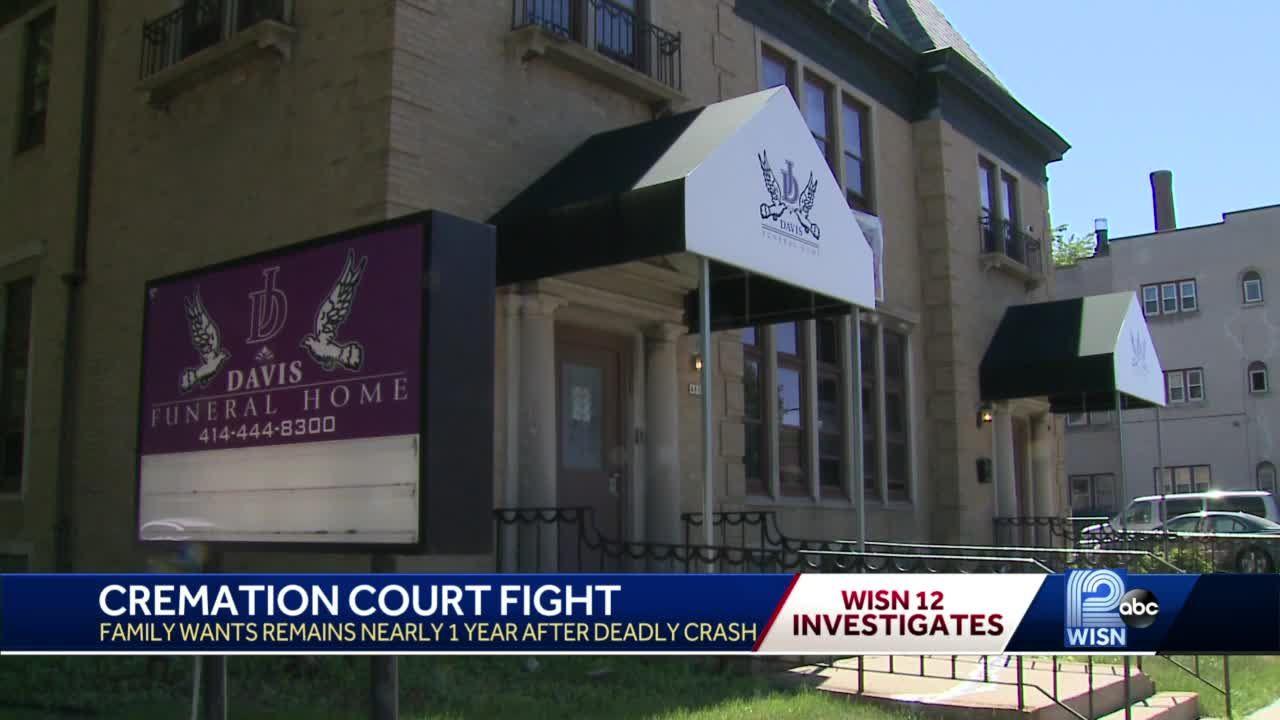 Cremation court fight
