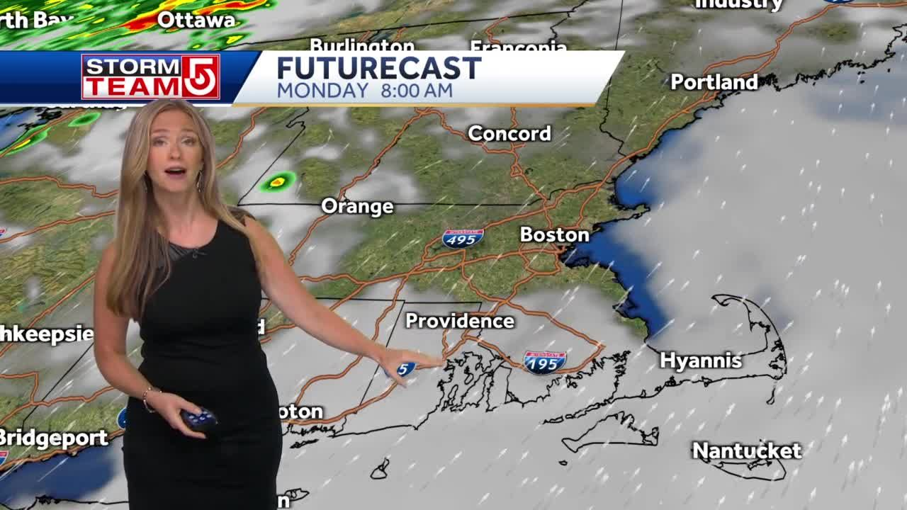 Video- Summer Heat Today, Tropical Humidity On The Way