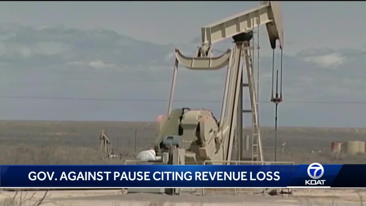 NM politicians on oil and gas in NM
