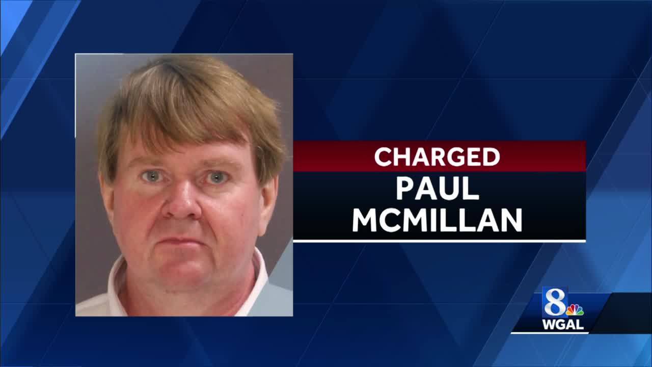 Police: Manor Township man charged after child pornography found on computer