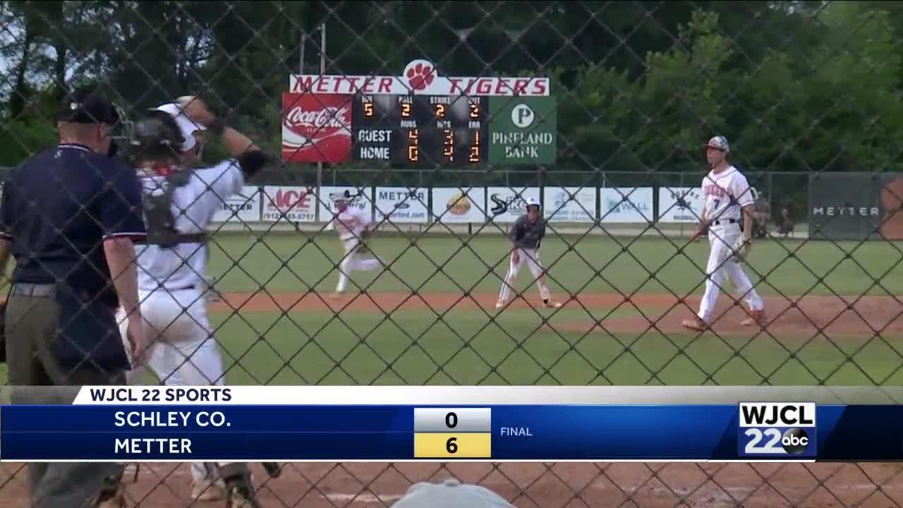 GHSA Elite Eight Baseball Highlights