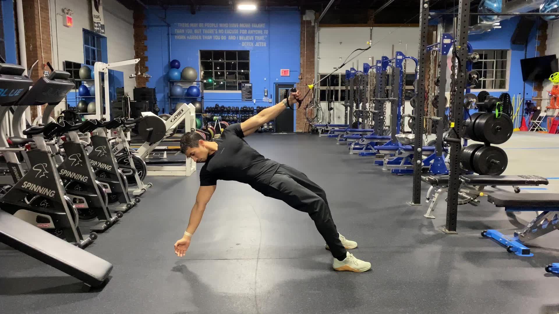 Shoulder Workout - cover