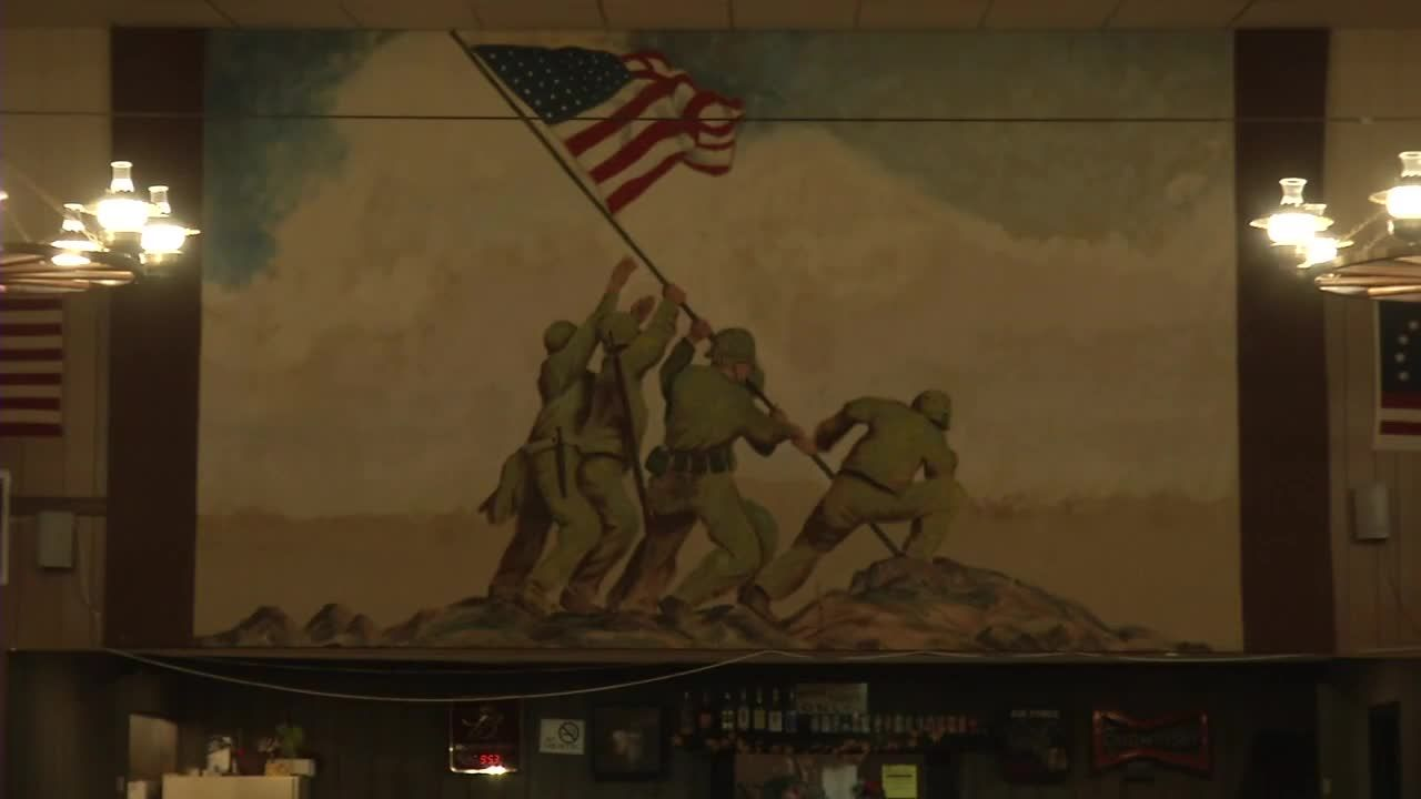 Iowa group works to save their American Legion Hall