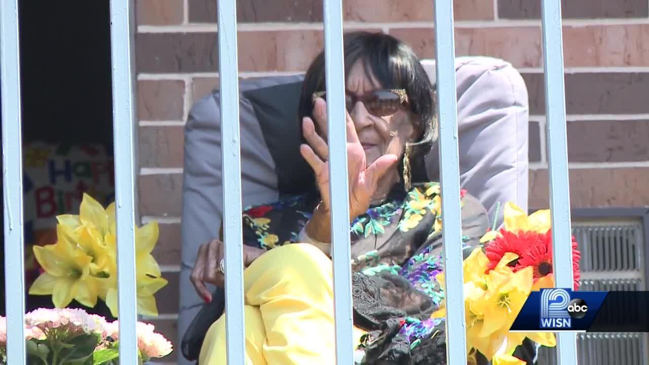 Milwaukee woman celebrates 102nd birthday