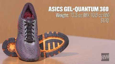 Asics Gel-Quantum 360 - Men's   Runner
